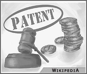 Wikipedia Patent Information